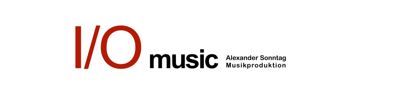I/O music Alexander Sonntag Musikproduktion